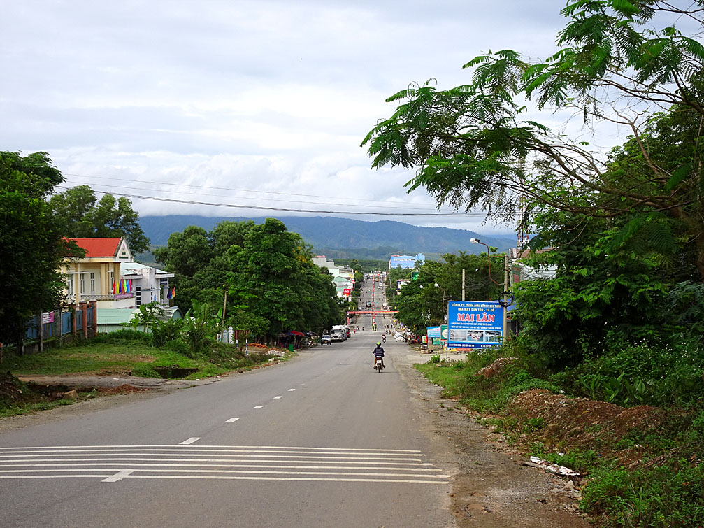 Picture of Ngoc Hoi district, Kon Tum province, Vietnam